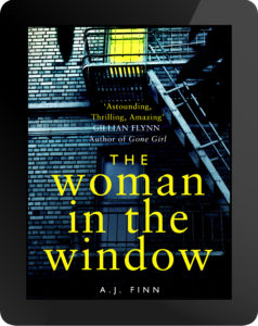 The Woman in the Window ebook