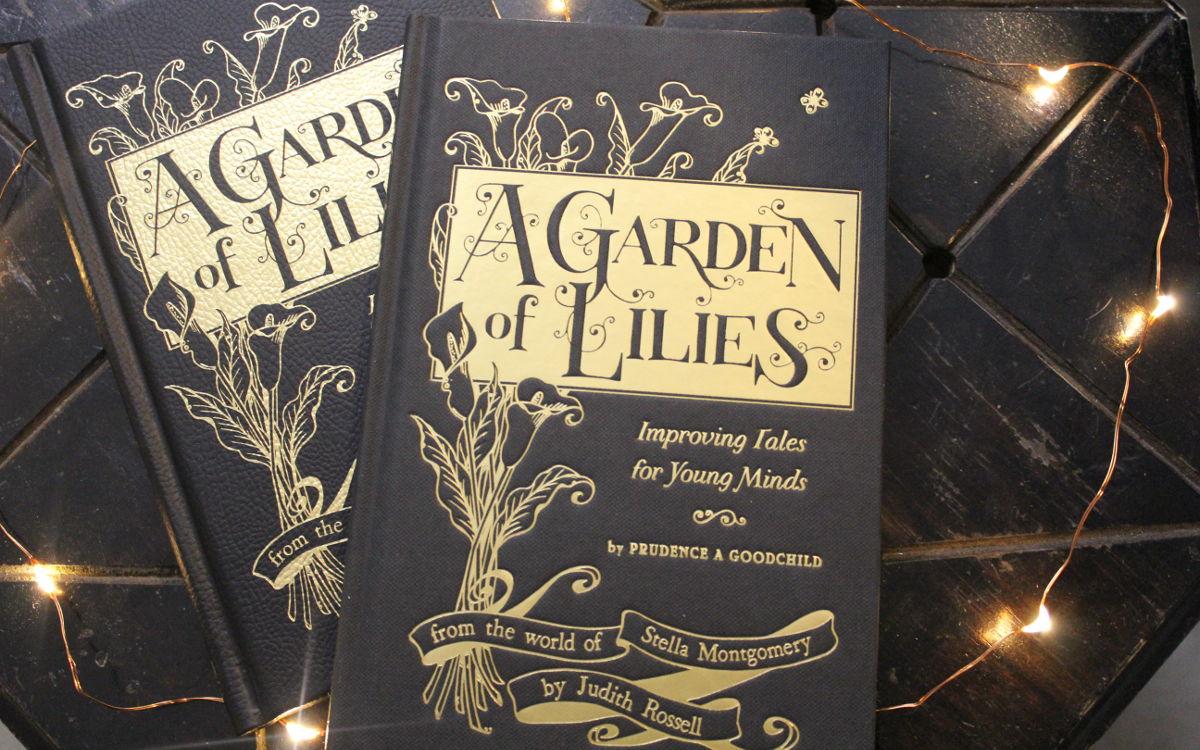 Garden of Lilies - close up