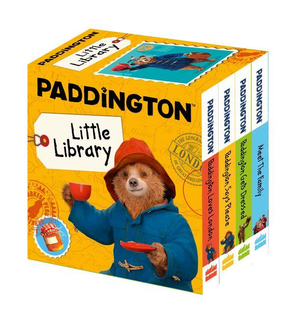 Paddington's Little Library
