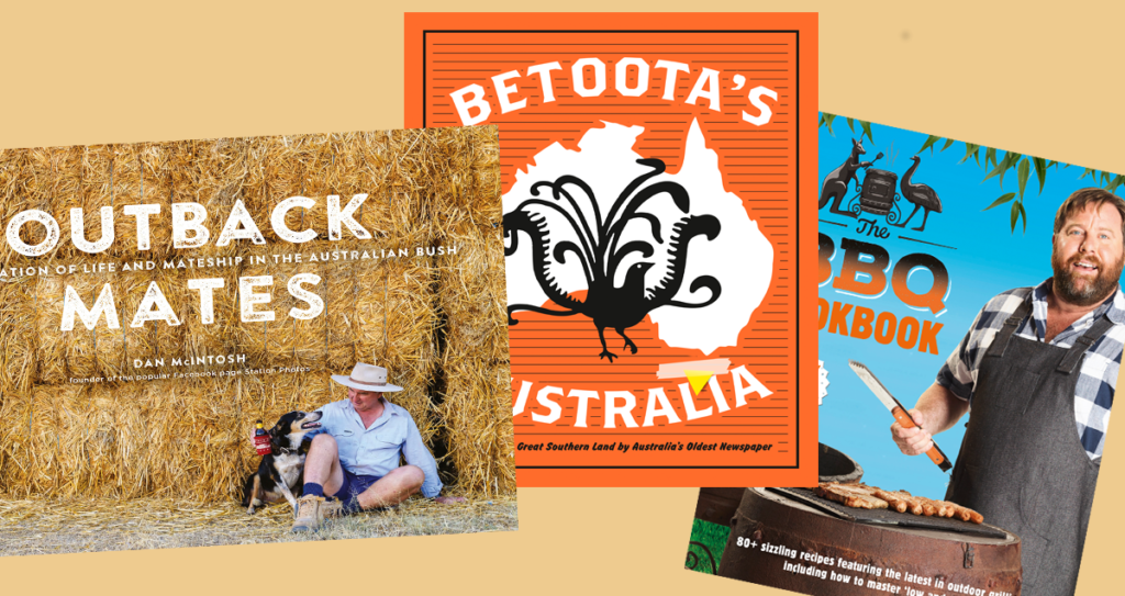 Betoota's Australia, Outback Mates. The BBQ movie