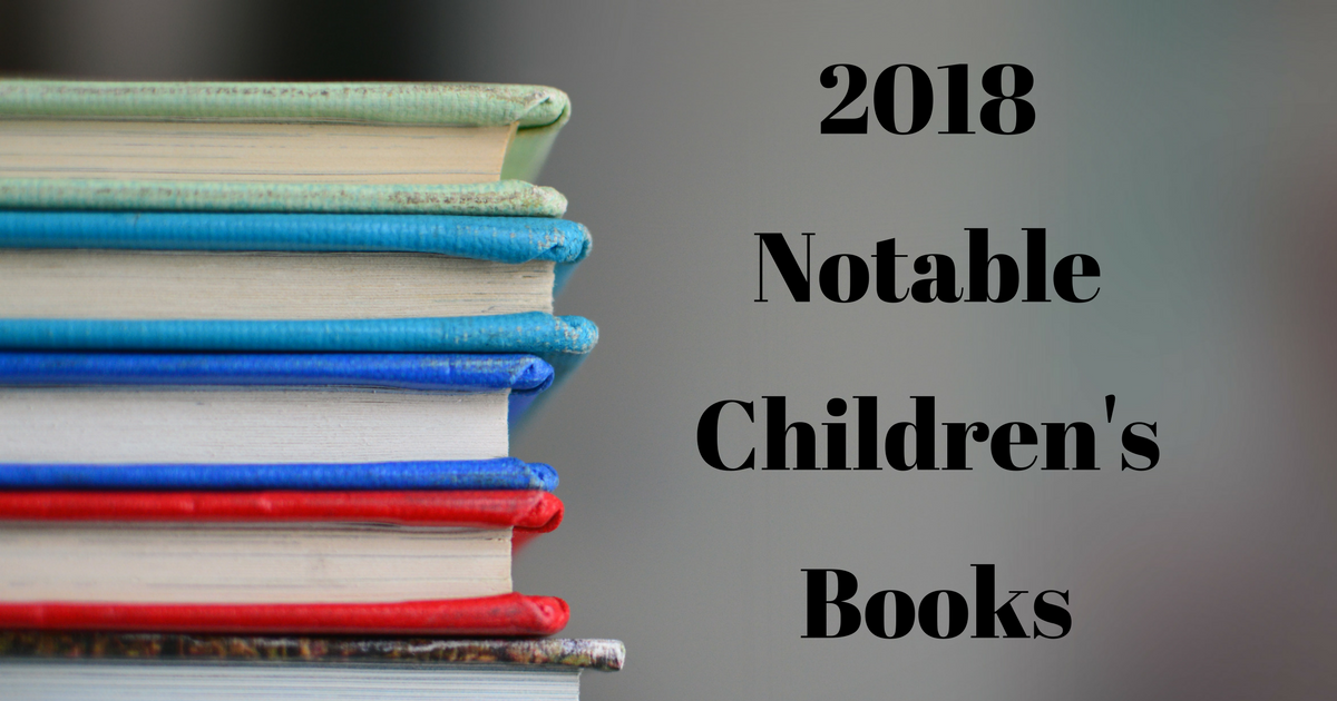 2018 CBCA Notables List