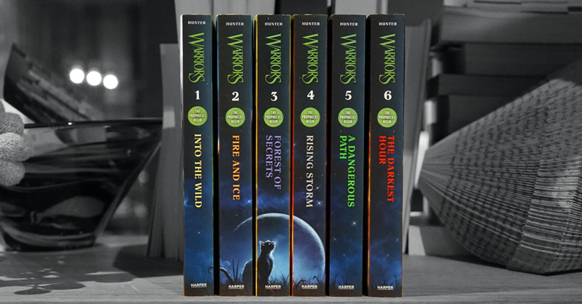 Quiz: What Warriors Clan are You? - HarperCollins Australia