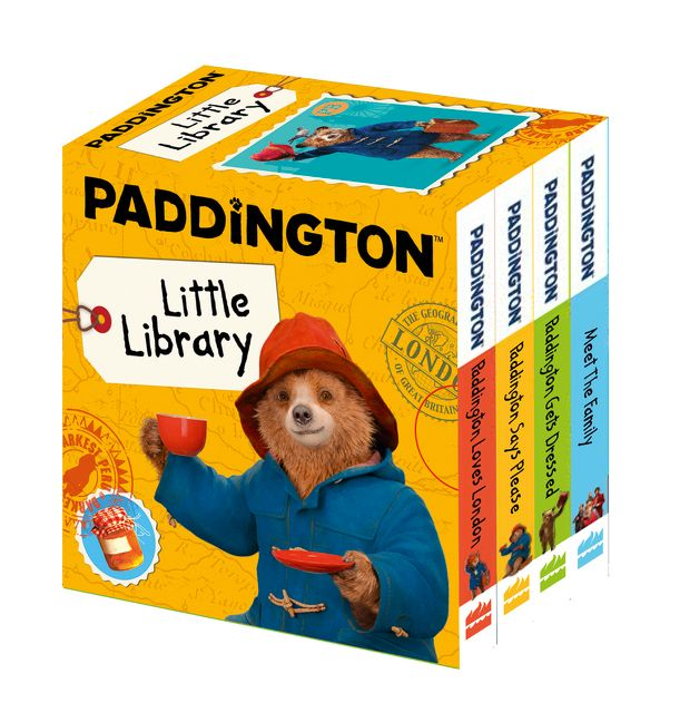 Paddington's Little Library