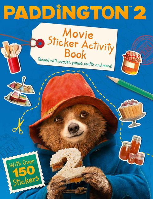 Paddington 2 Movie Sticker Book