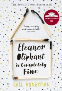 Cover: Eleanor Oliphant is Completely Fine
