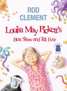 Louisa May cover