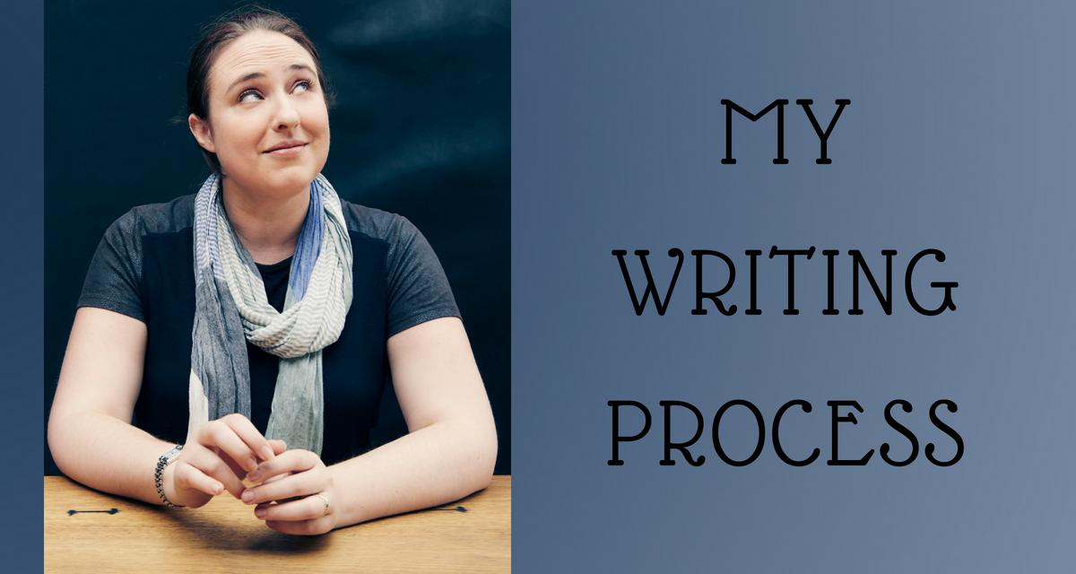 Christopher Tovo, Amie Kaufman Writing Process