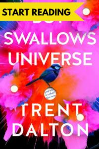Trent Dalton Why I Wrote Boy Swallows Universe