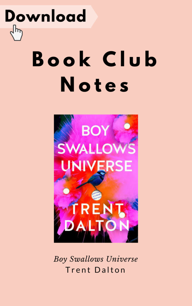 Click to view Book Club Notes