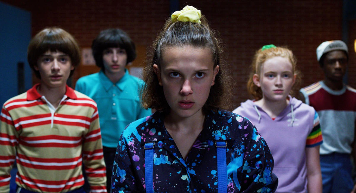 What to read after you've binged Stranger Things Season 3