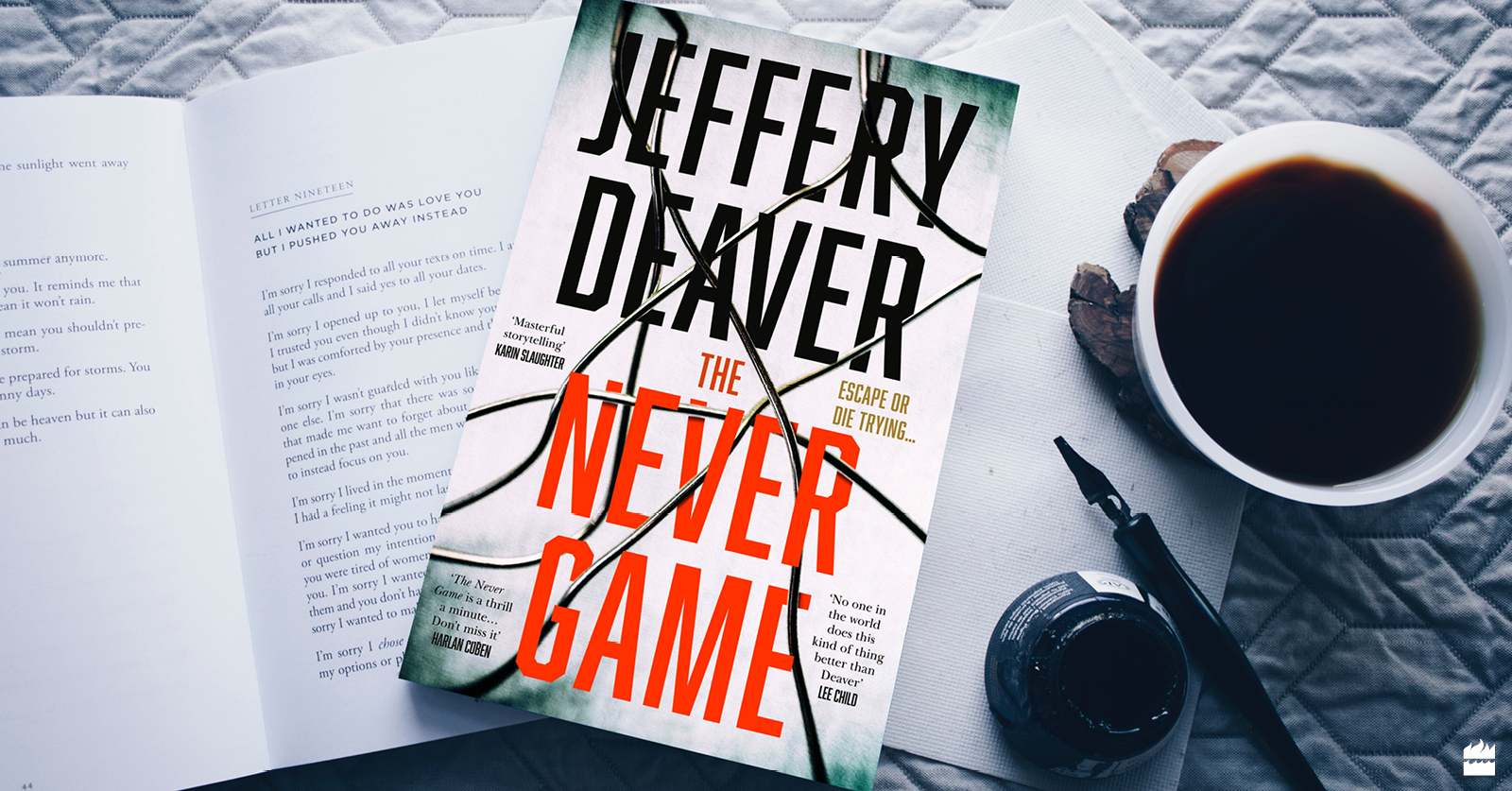 Staff picks: Jeffery Deaver will turn anyone into a crime thriller reader