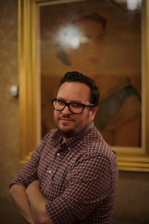 Rick Morton, photo credit Perry Duffin