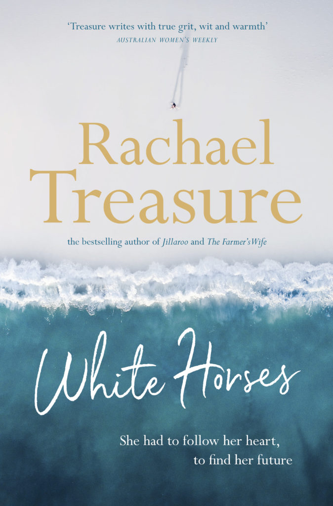 White Horses by Rachael Treasure