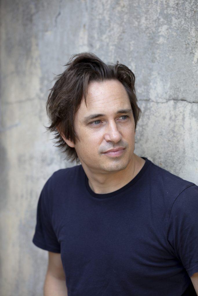 Trent Dalton, author image