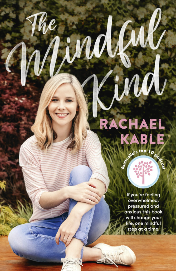 Mindful Kind Rachael Kable - book cover