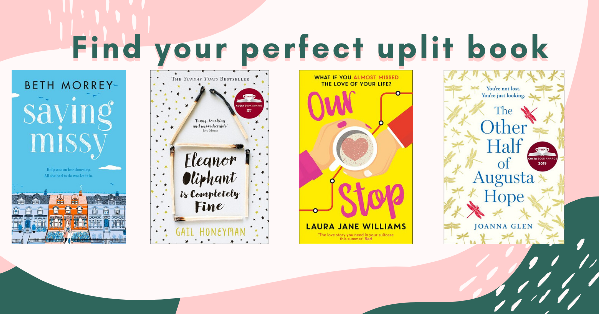 Find your perfect uplit book
