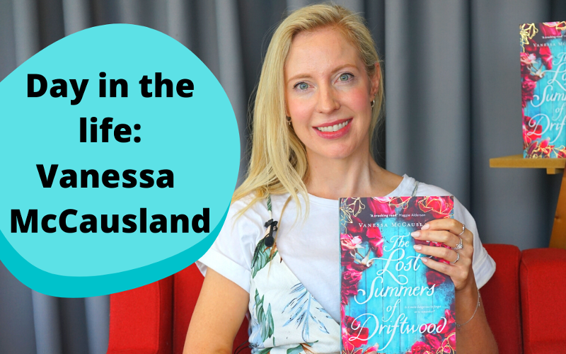 Day in the life: Vanessa McCausland